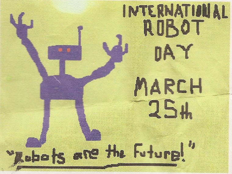 Robots Are The Future!