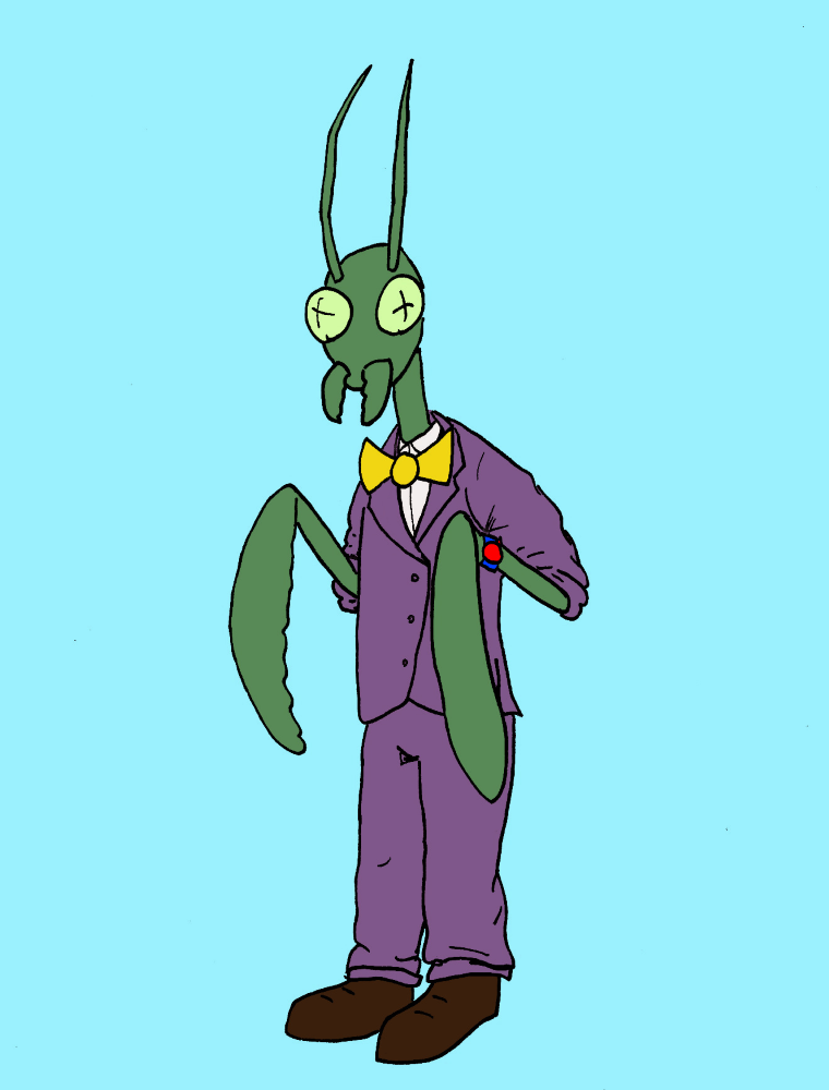 INSECTOID JIMMY